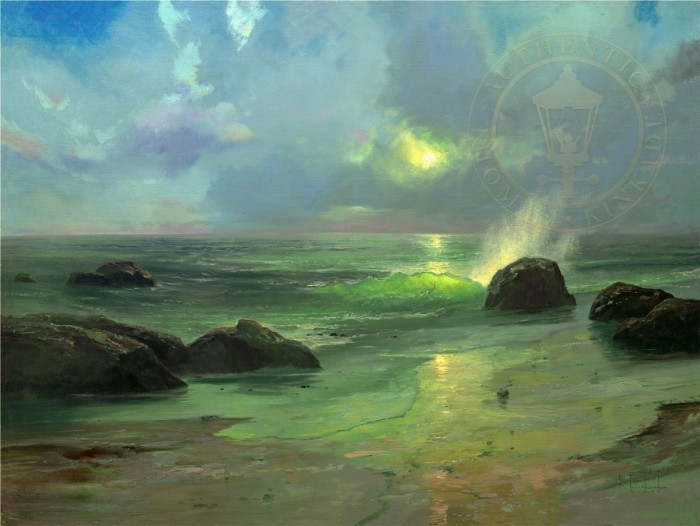 Pacific Nocturne – Limited Edition Art