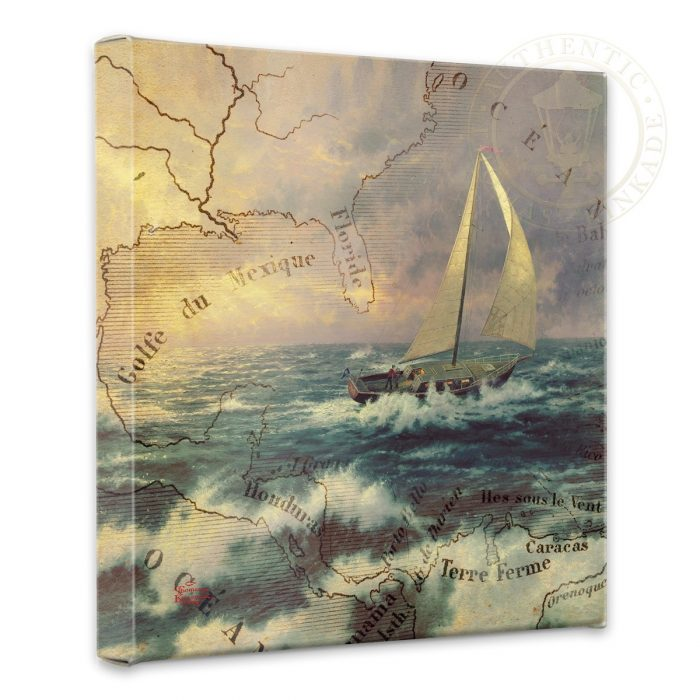 Perseverance – 14″ x 14″ Gallery Wrapped Canvas