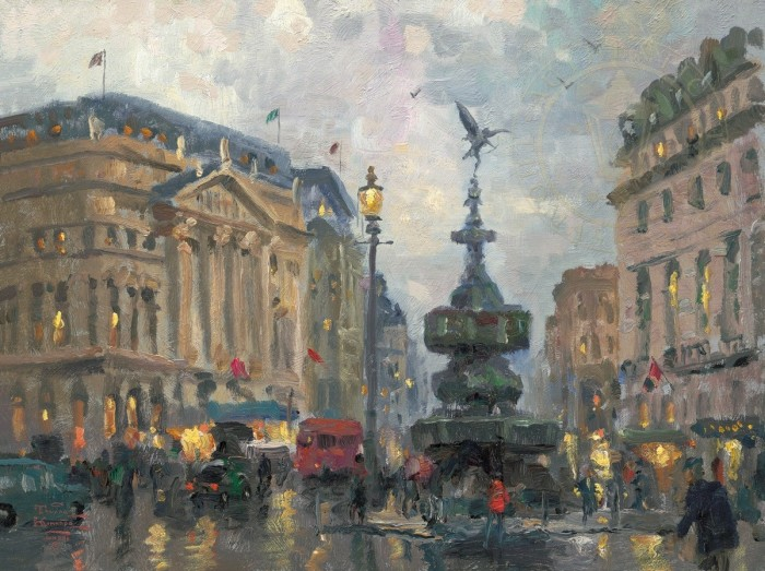 Piccadilly Circus, London – Limited Edition Art