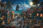 Disney – Pirates of the Caribbean – Limited Edition Canvas