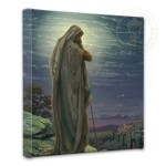 "Prayer For Peace – 14"" x 14"" Gallery Wrapped Canvas"