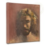 Prince of Peace, The – 14″ x 14″ Gallery Wrapped Canvas