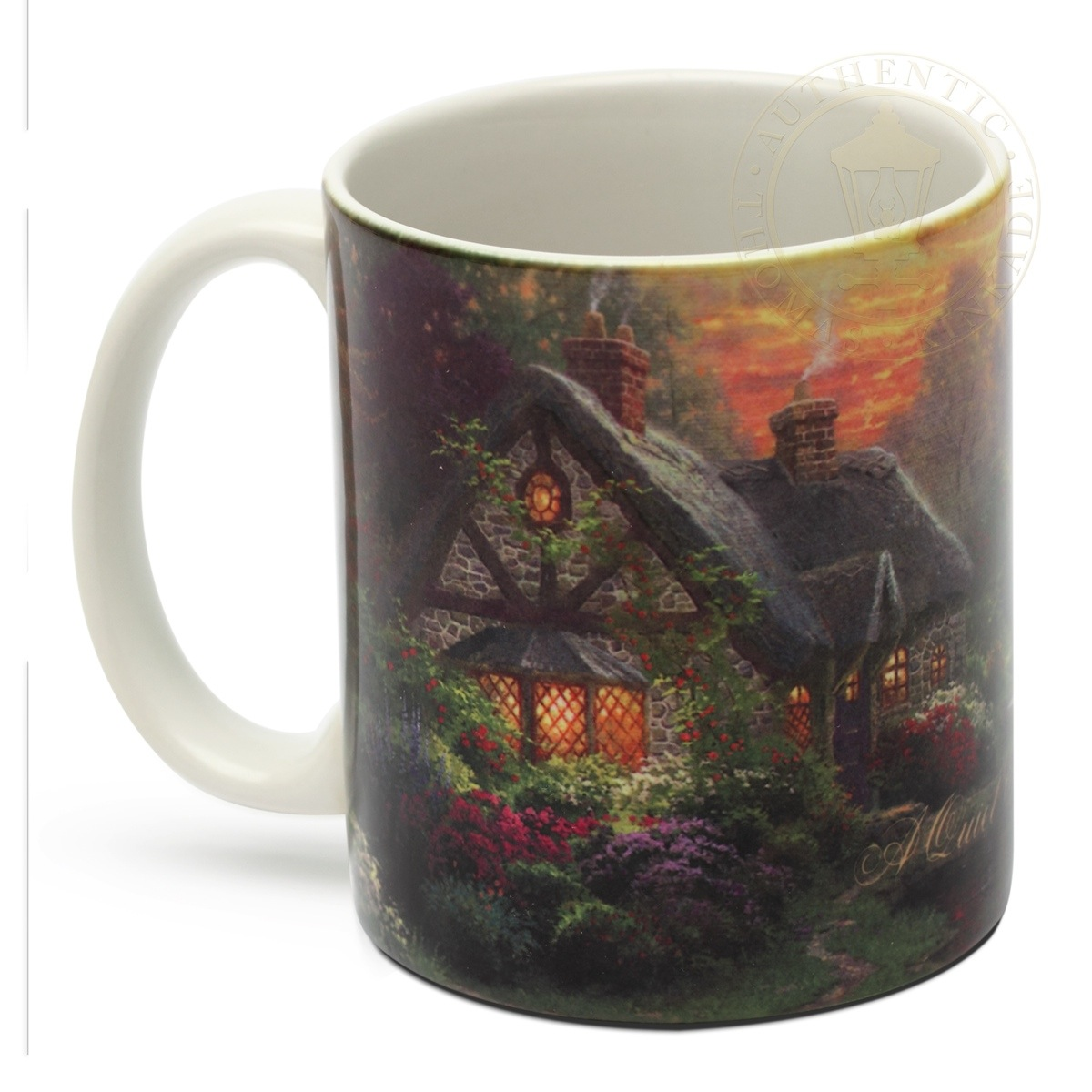 Quiet Evening A Ceramic Mug Thomas Kinkade Studios