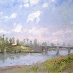 Riverbank, The – Limited Edition Canvas