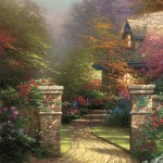 Rose Gate – Limited Edition Canvas