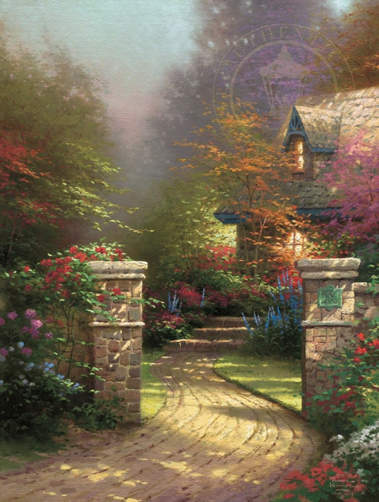 Rose Gate – Limited Edition Art