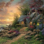 Seaside Hideaway – Limited Edition Canvas