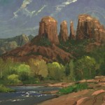 Sedona Cliffs – Limited Edition Canvas