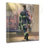 Selfless Service – 14″ x 14″ Gallery Wrapped Canvas