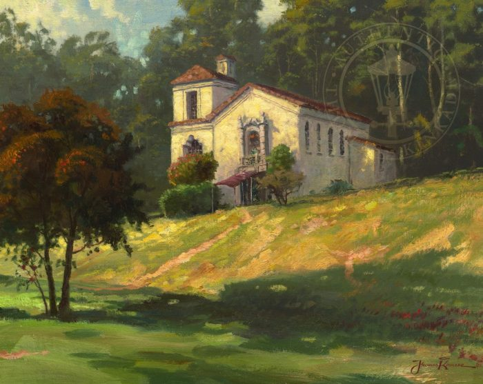 San Francisco, The Presidio – Limited Edition Art