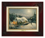 Silent Night – Canvas Classic