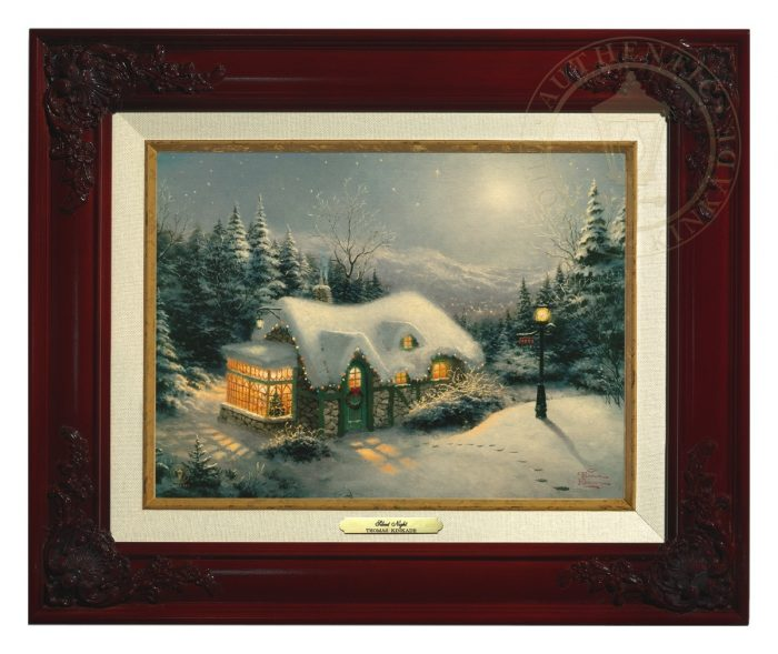 Silent Night – Canvas Classics