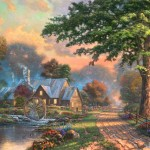 Simpler Times II – Limited Edition Canvas