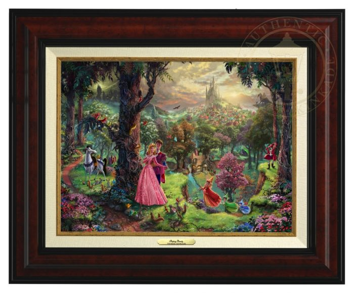 Sleeping Beauty – Canvas Classic