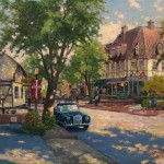 Solvang – Limited Edition Canvas