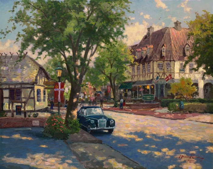 Solvang – Limited Edition Art