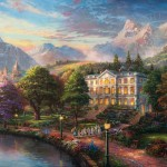 The Sound of Music – Limited Edition Canvas