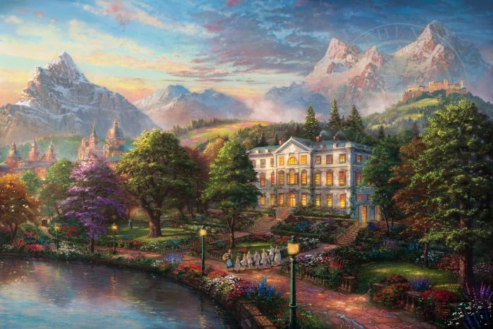 Sound of Music – Limited Edition Art