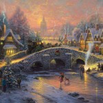 Spirit of Christmas – Limited Edition Canvas