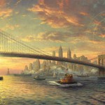 Spirit of New York, The – Limited Edition Canvas