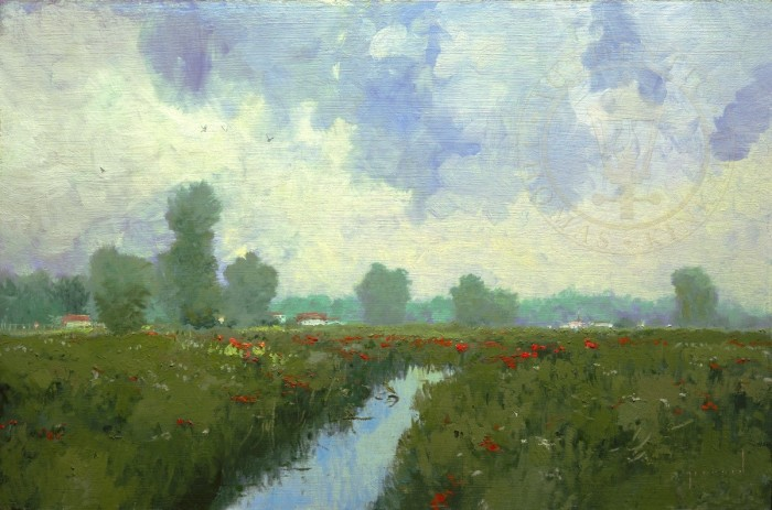 Spring Meadows – Limited Edition Art