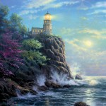Split Rock Light – Limited Edition Canvas