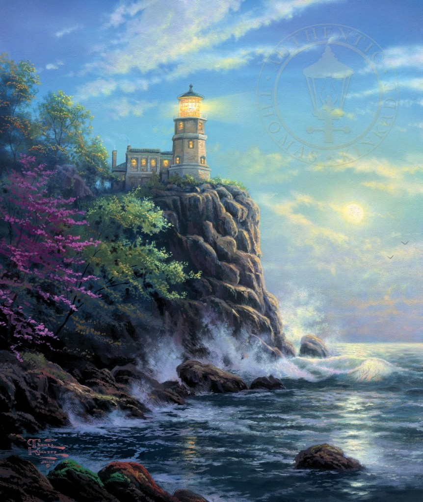 Split Rock Light – Limited Edition Art