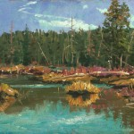 Stanley Creek – Limited Edition Canvas