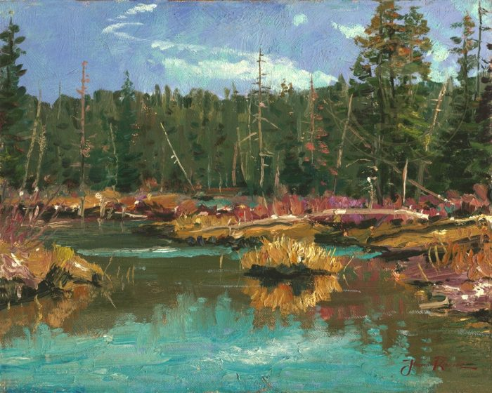 Stanley Creek – Limited Edition Art