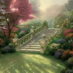Stairway to Paradise – Limited Edition Canvas