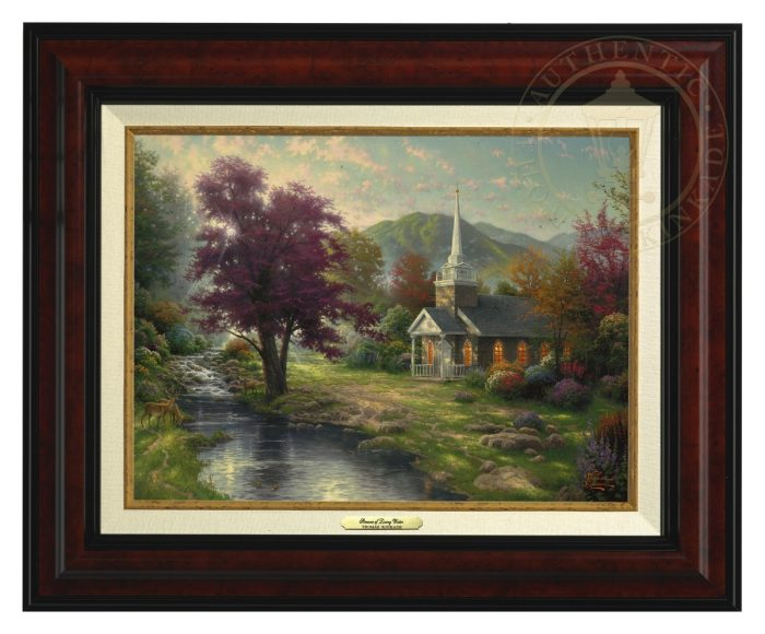 Streams of Living Water – Canvas Classics