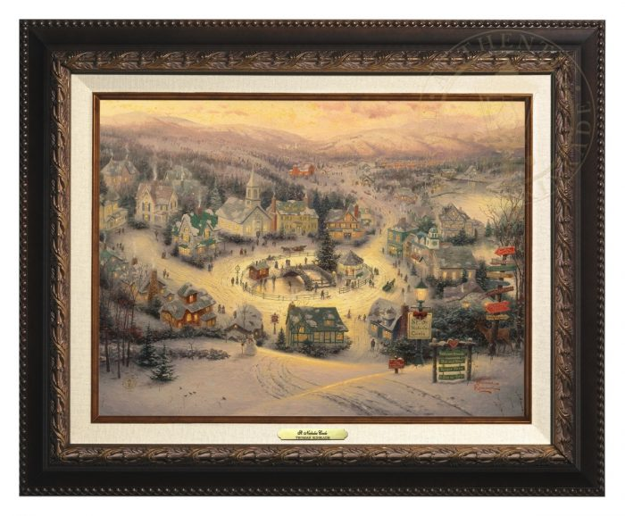 St. Nicholas Circle – Canvas Classic