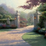 Summer Gate – Limited Edition Canvas