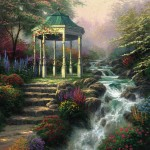Sweetheart Gazebo – Limited Edition Canvas