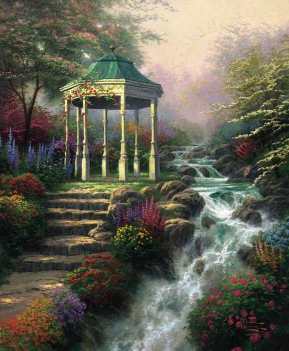 Sweetheart Gazebo – Limited Edition Art