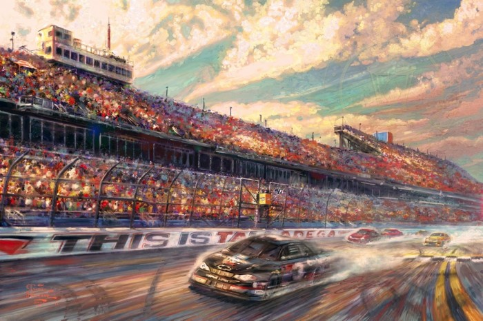 This is Talladega – Limited Edition Art