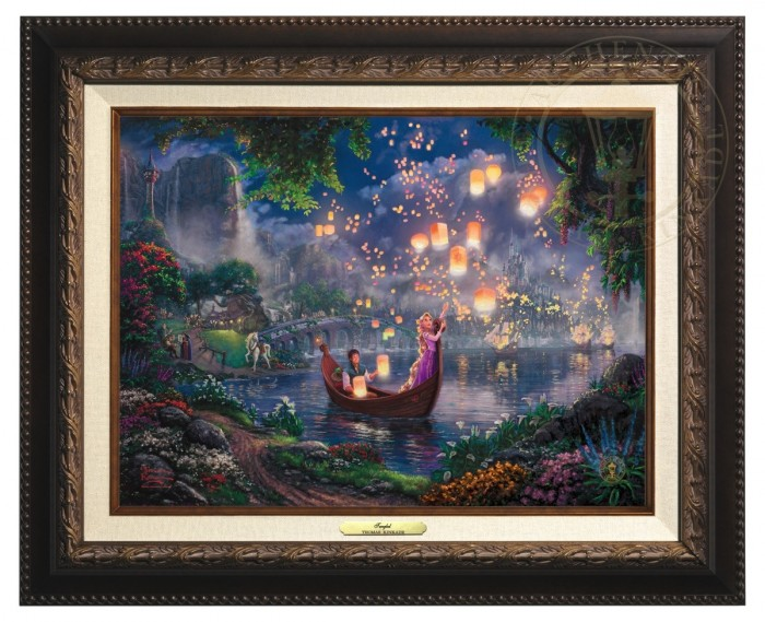 Tangled – Canvas Classic