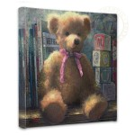 Trusted Friend, A, Rose Bud – 14″ x 14″ Gallery Wrapped Canvas