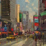 Times Square – Limited Edition Canvas