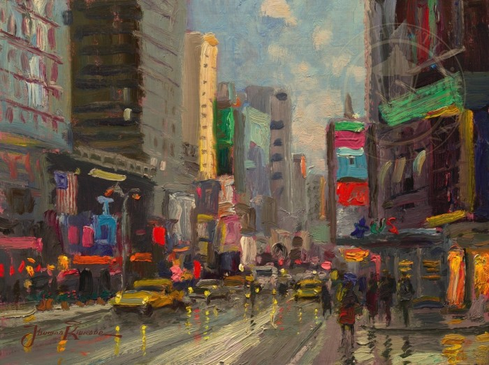Times Square – Limited Edition Art