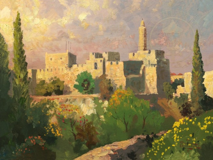 Tower of David – Limited Edition Art