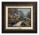 Twilight Cottage – Canvas Classic