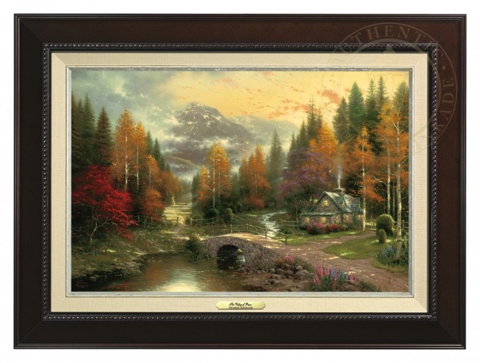 Valley of Peace, The – Canvas Classic