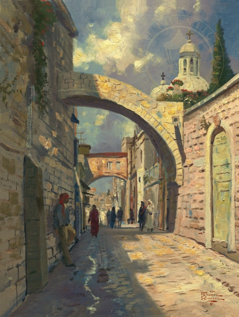 Via Dolorosa – Limited Edition Art