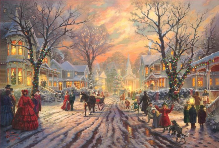Victorian Christmas Carol, A – Limited Edition Art