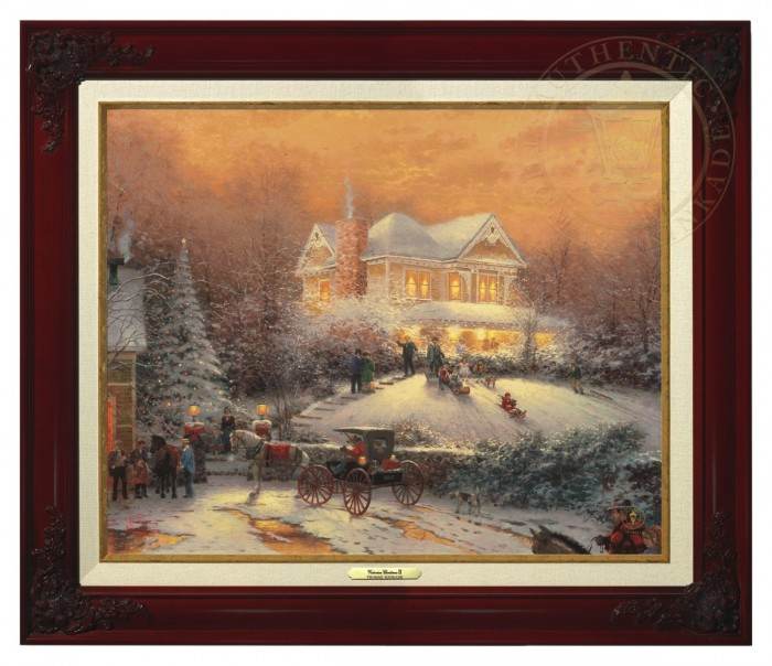 Victorian Christmas II – Canvas Classic