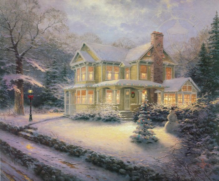 Victorian Christmas III – Limited Edition Art