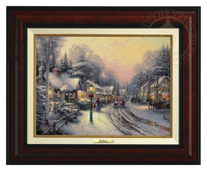 Village Christmas – Canvas Classic