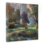 "Walk of Faith – 14"" x 14"" Gallery Wrapped Canvas"