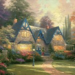Winsor Manor – Limited Edition Canvas
